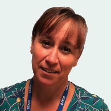 Becky Wilburn, MA, PGCE