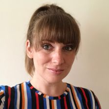 Sarah Blackford, MA, PGdip